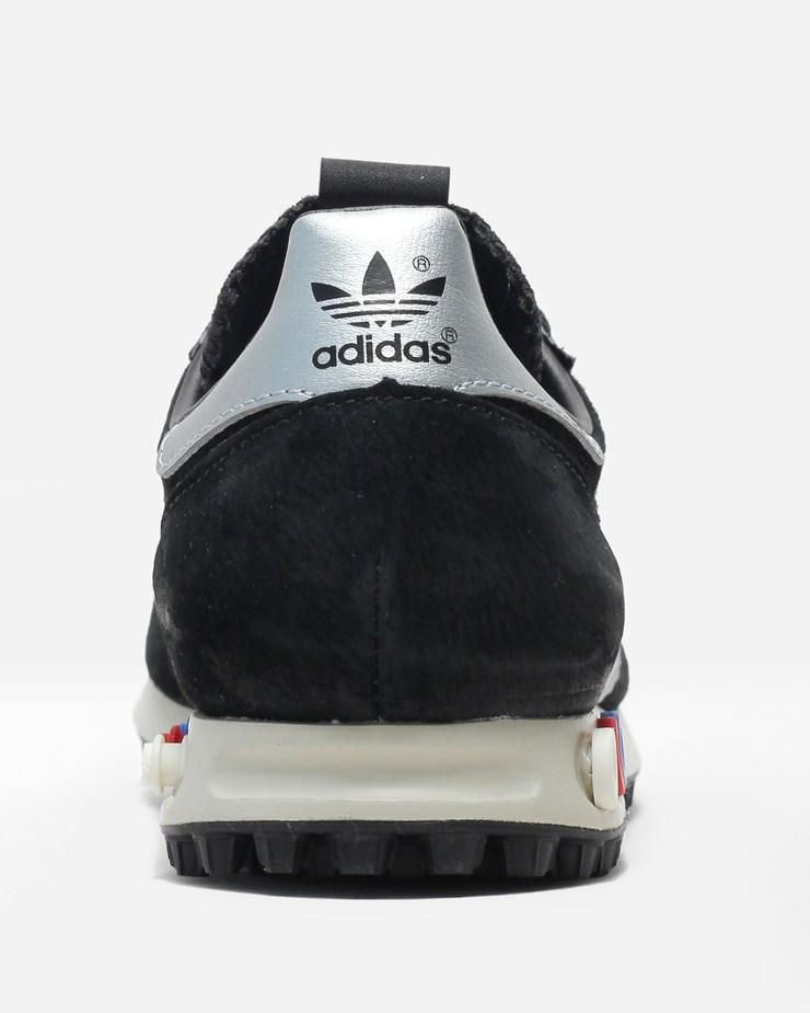 new style 96668 49e8c Adidas Originals LA Trainer OG MIG BB3774   Black Silver   Footwear ...