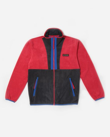 Back Bowl Full Zip Fleece 25445