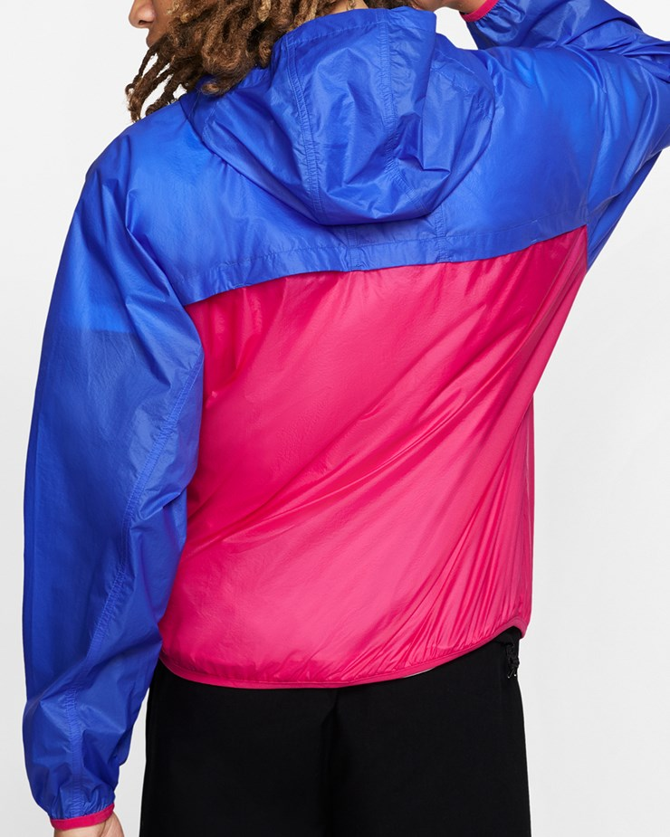 Nike Sportswear Nike ACG Anorak Hd Hyper Royal/Rush Pink