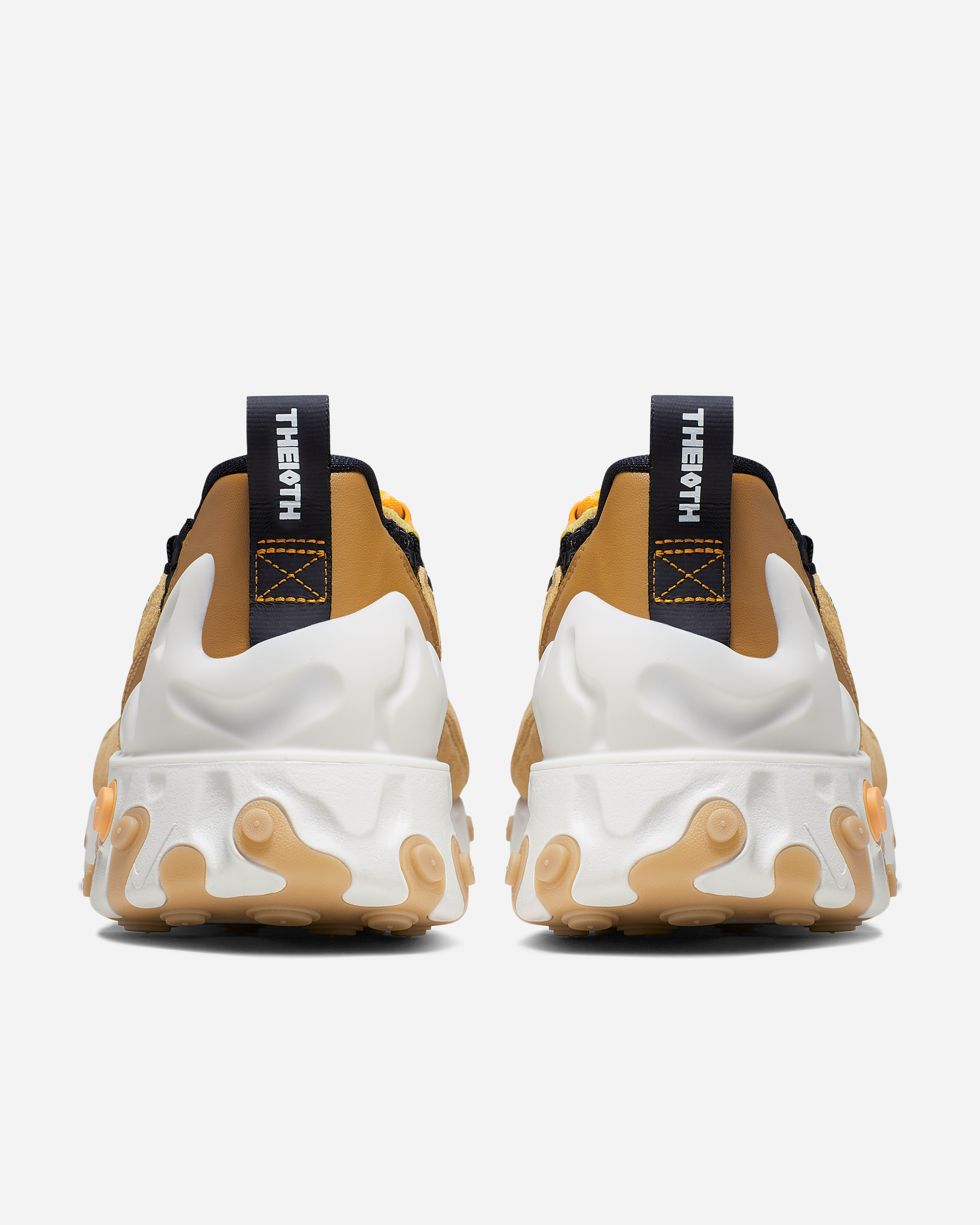 Nike Sportswear React Sertu Club Gold/Black Wheat Ceramic | AT5301 700