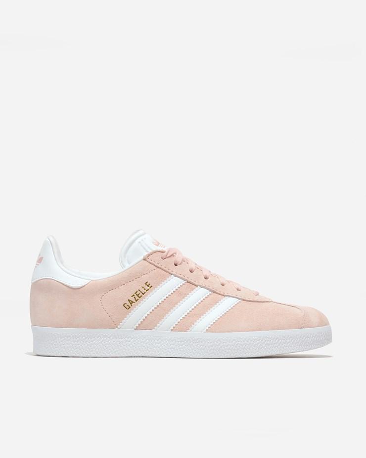 c89a8c4d3b Adidas Originals Gazelle BB5472 | Pink/White/Gold | Footwear - Naked