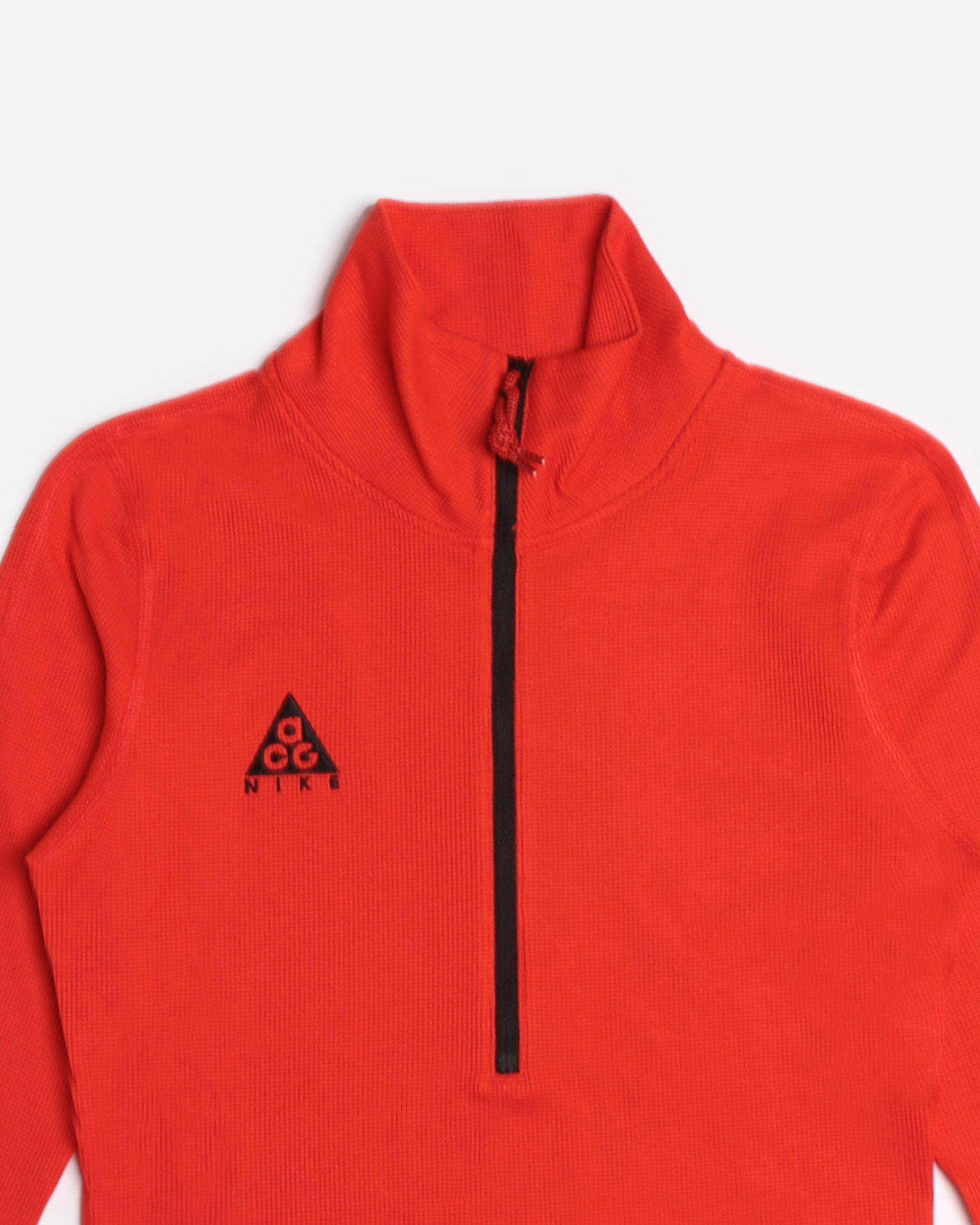 Nike Sportswear Nike ACG LS Thermal Top Habanero Red/Black