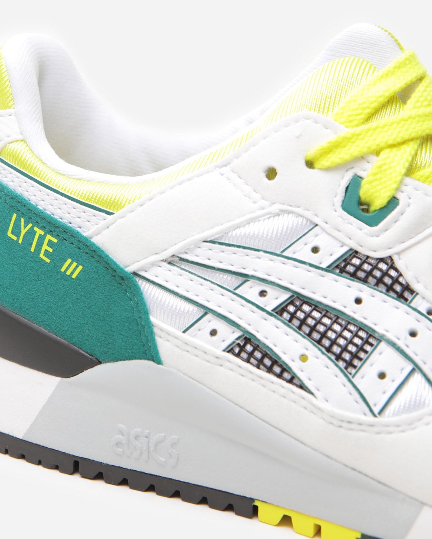 GEL-LYTE III OG | WHITE/ YELLOW | スポーツスタイル(アシックスタイガー) メンズ