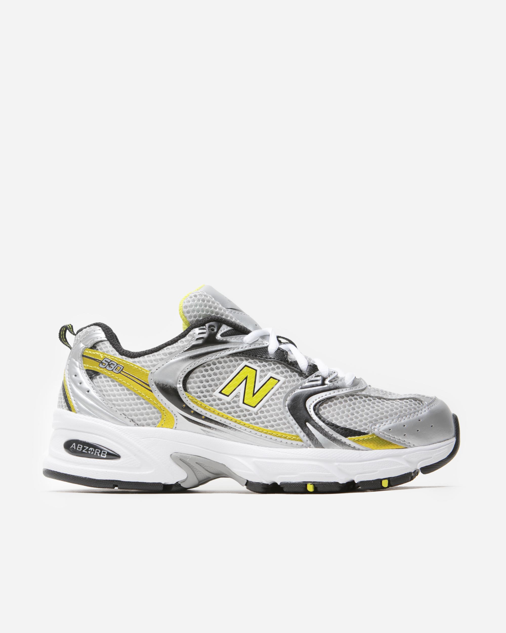 New Balance R530SC White/Yellow | MR530SC – Naked