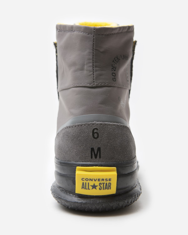 Converse CT MC18 Hi Grey/Turbo Green Black   165937C