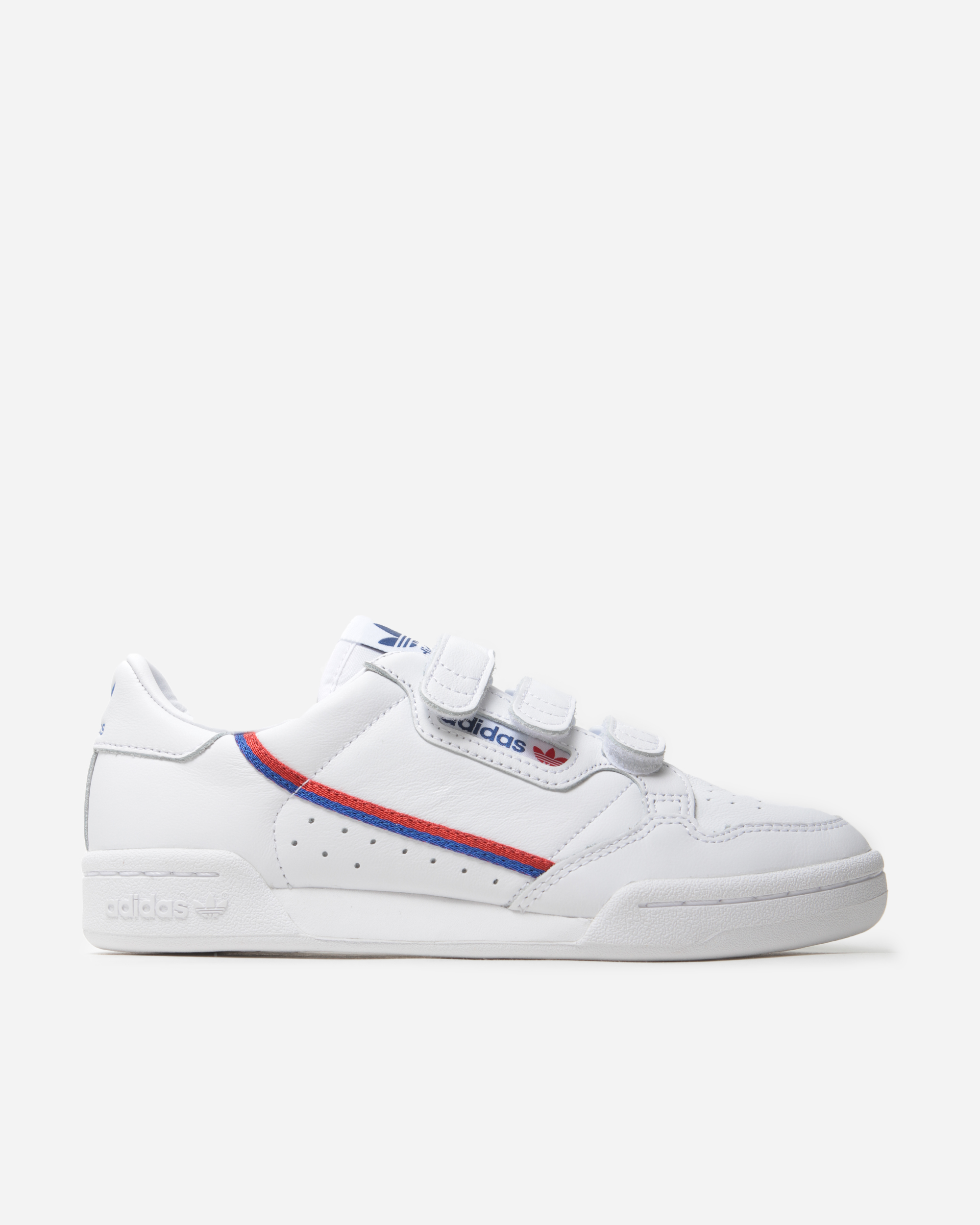 Omettere Datato Promuovere  Adidas Originals Continental 80 White/Royal/Scarlet | EE5577 – Naked