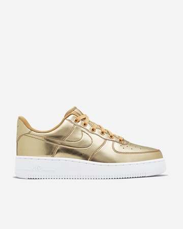 Air Force 1 SP Liquid Metal Gold 28150