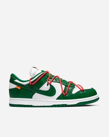 Nike x Off White Dunk Low LTHR 28504