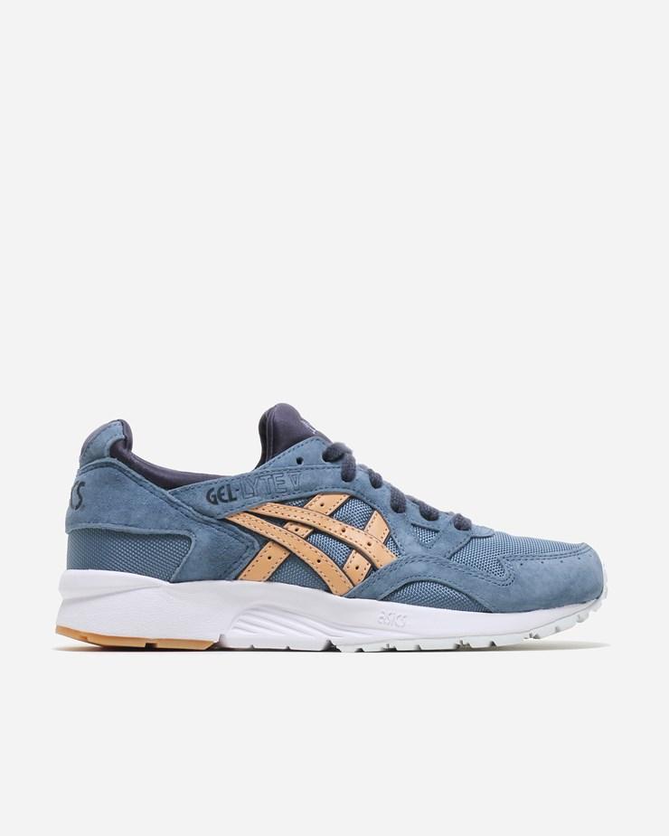 size 40 8d29e ce378 Asics Gel Lyte V H6Q3N 4605 | Blue Mirage/Sand | Footwear - Naked