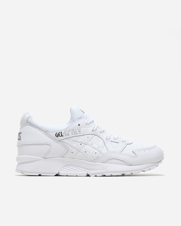 competitive price 6dbb3 ceac3 Asics Gel Lyte V H6R3L 0101 | White/White | Footwear - Naked