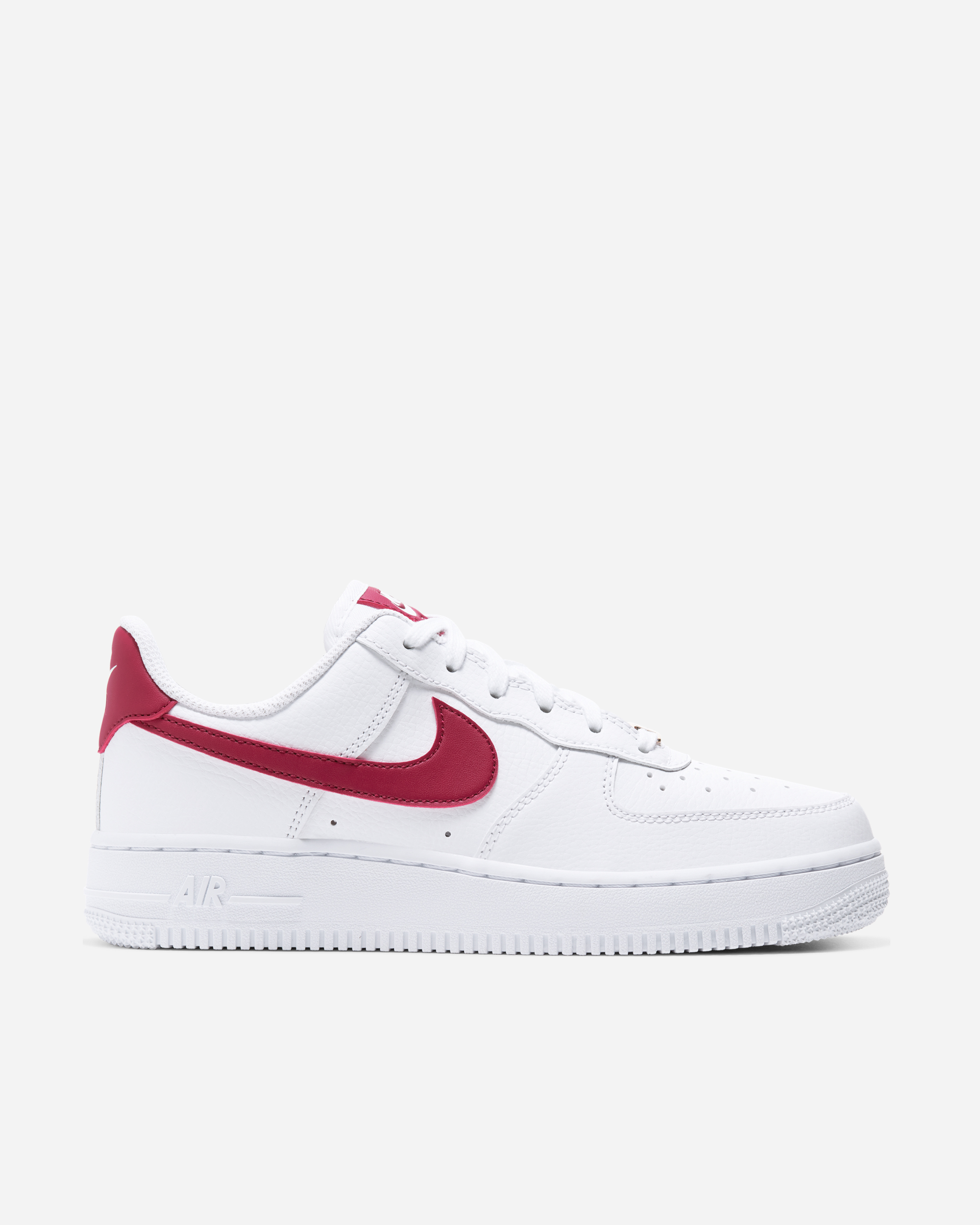Nike Sportswear Air Force 1 '07 White/Noble Red   315115 154