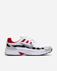 Passato riflessivo Illustrare  Nike Sportswear P-6000 White/Red/Metallic | BV1021 101 – Naked
