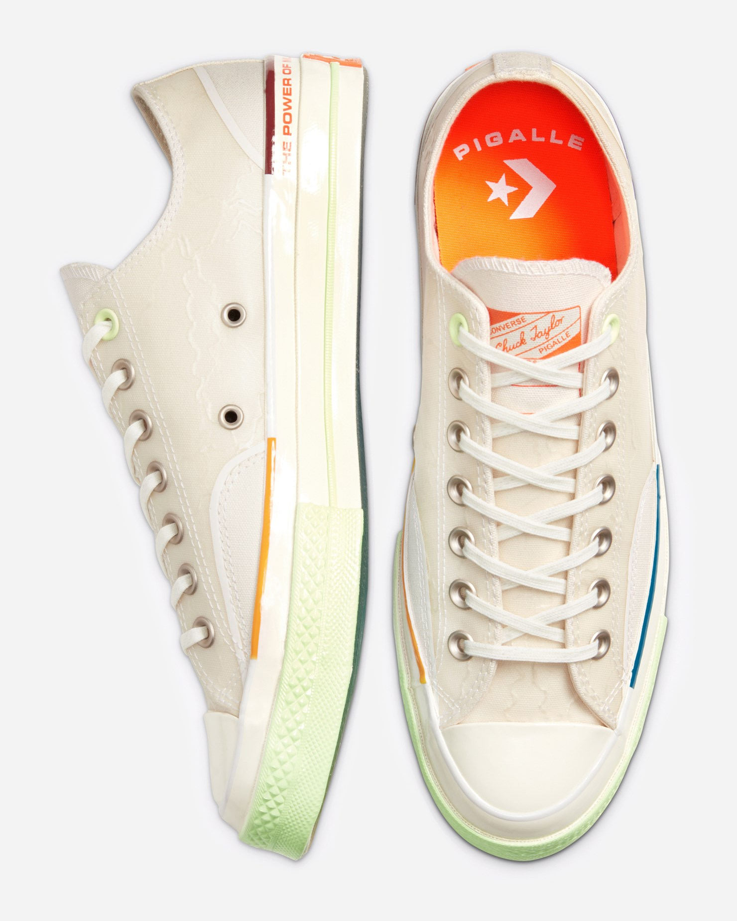 Converse x Pigalle Chuck 70 Low Top