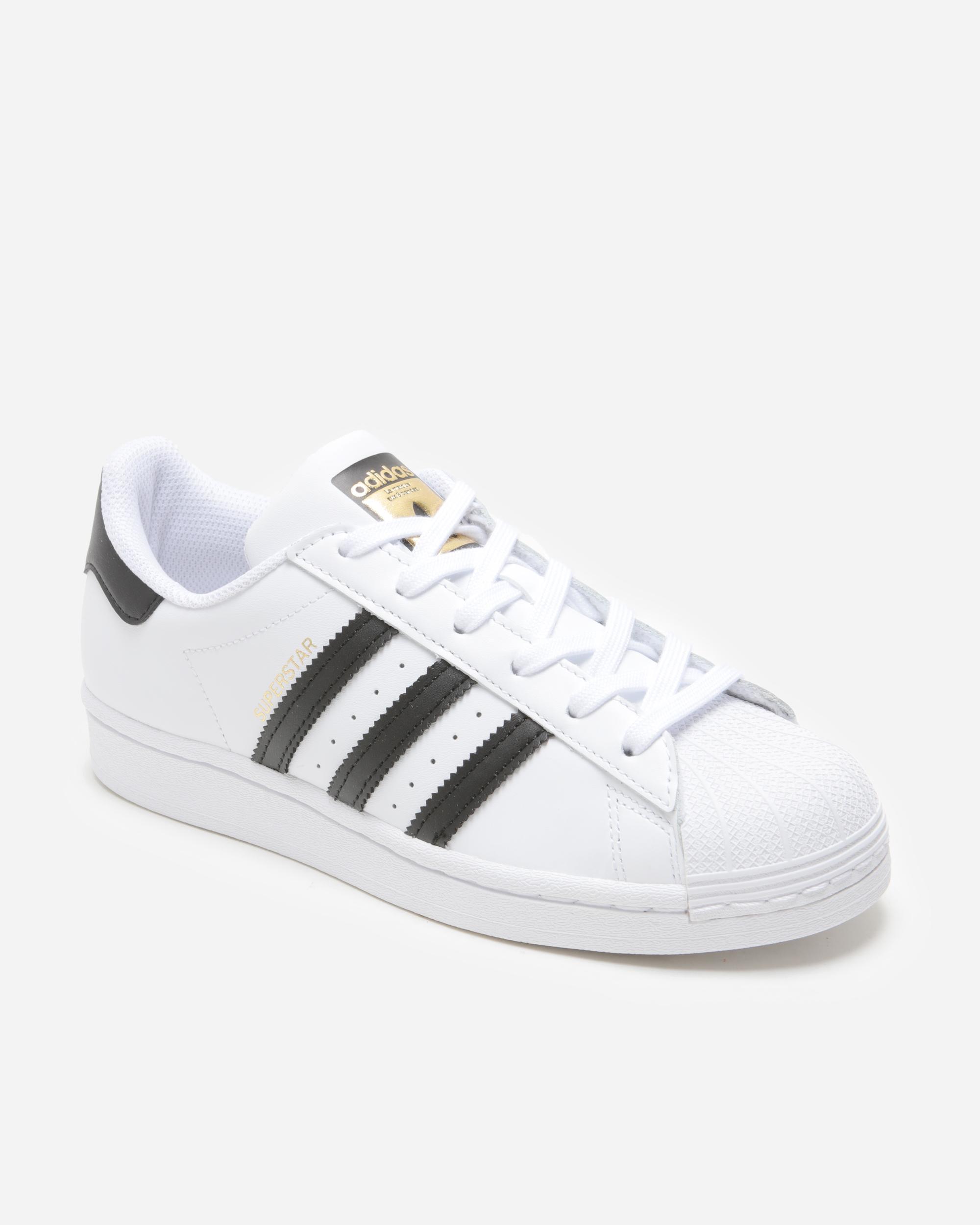 Adidas Originals Superstar White/Black | C77124