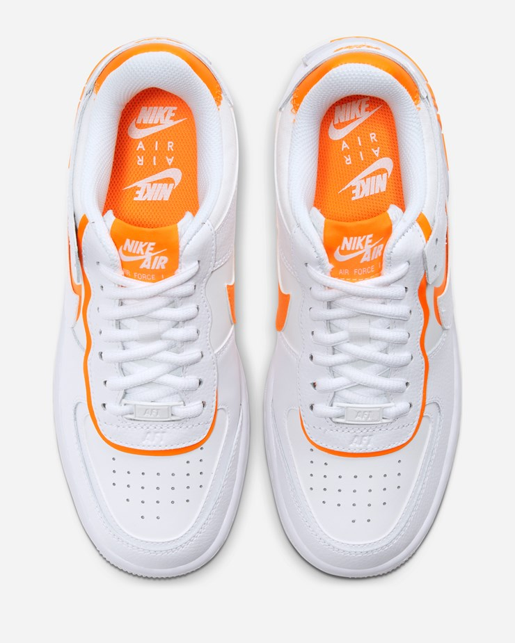 Nike Air Force 1 Shadow White Total Orange CI0919 103