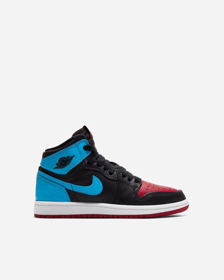 Jordan Brand Air Jordan 1 High OG Black/Powder Blue/Gym