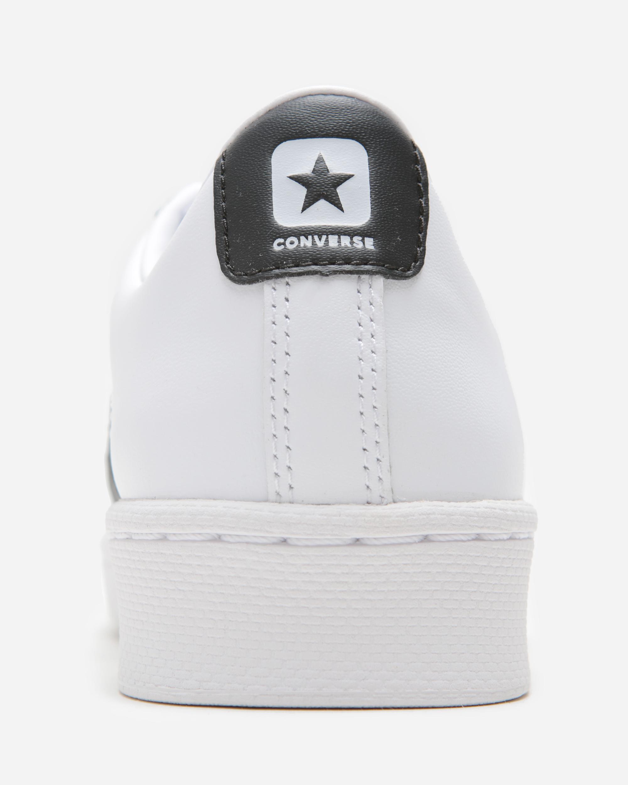 CONVERSE NET STAR CLASSIC OX BLACK/BLACK/WHITE 170715C