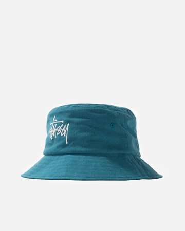 Big Logo Canvas Bucket Hat 30825