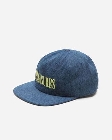 Core Logo Denim Snapback 31022