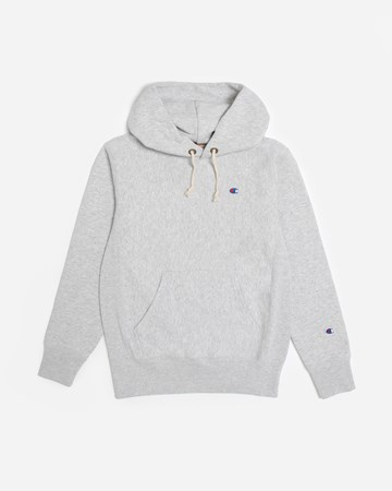 Reverse Weave Hooded Sweatshirt 31366