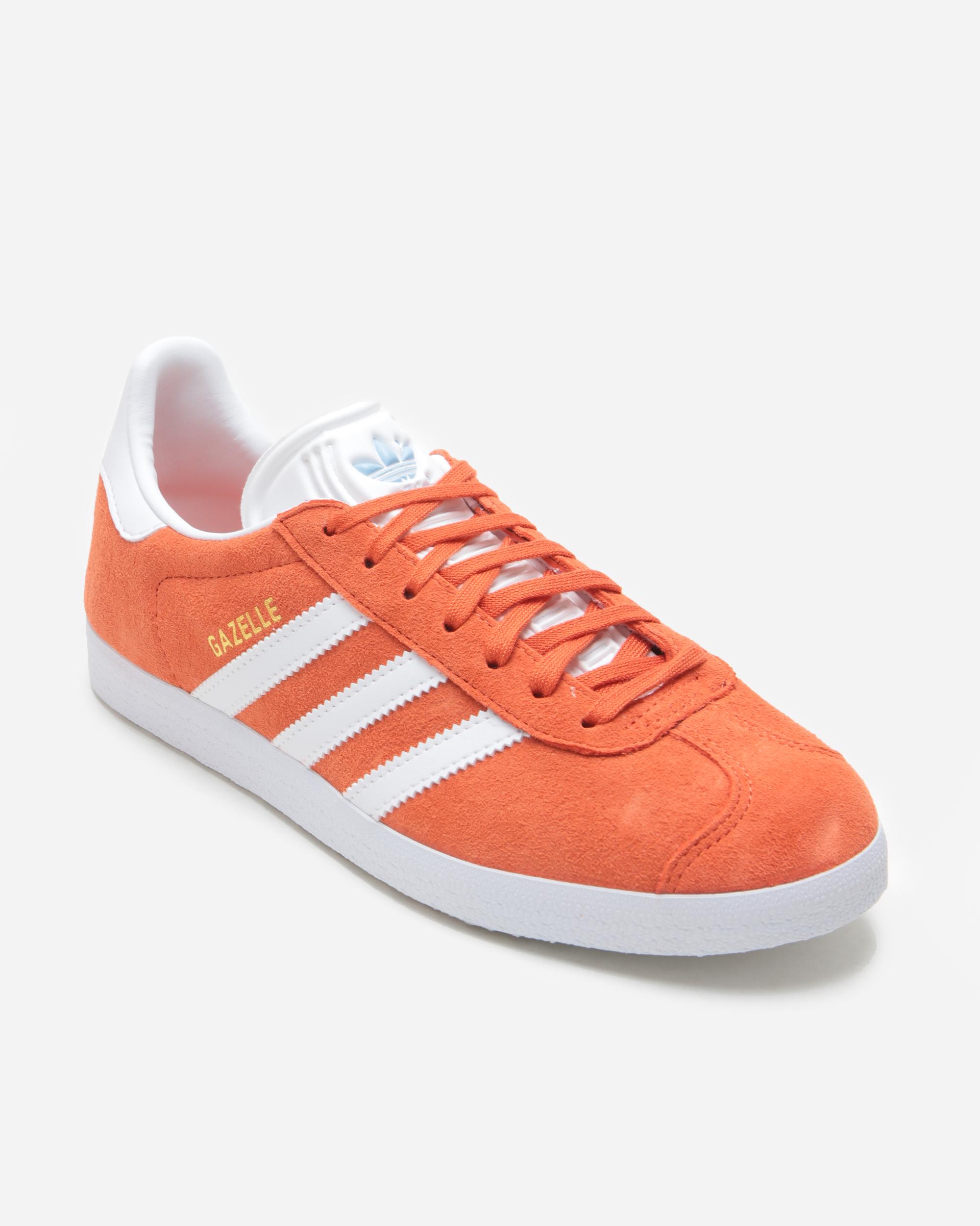 Adidas Originals Gazelle Orange/White | EF6511