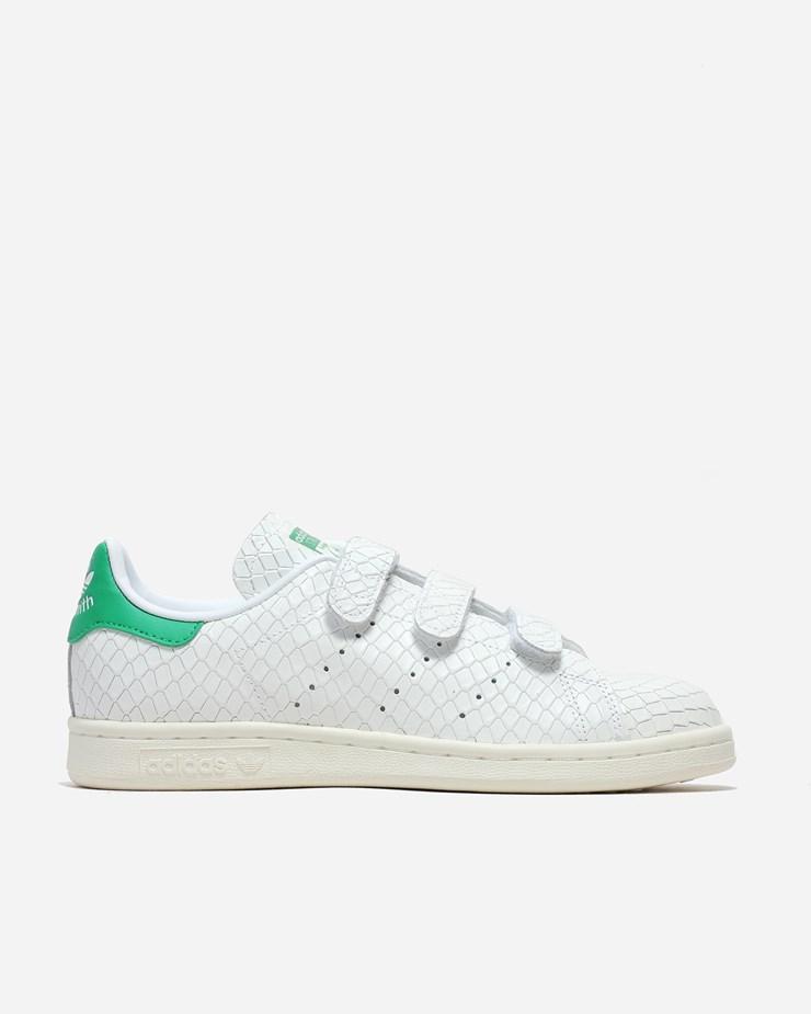 Adidas Originals Stan Smith CF White Green 7cb486a5fc