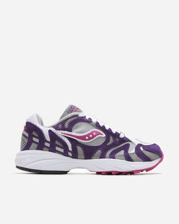 Saucony Grid Azura 2000 Purple  - 70491-02