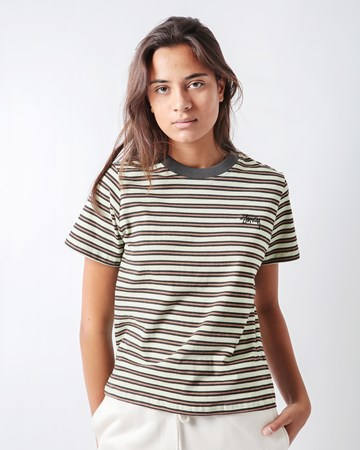 Printed Stripe Tee 33353