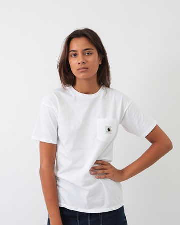 Carrie Pocket T-shirt SS 33435