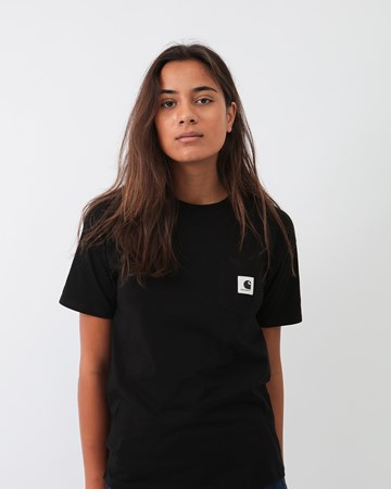 Carrie Pocket T-shirt SS 33436