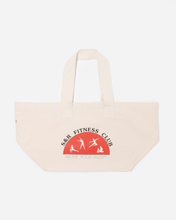 S&R Fitness Club Tote Bag 33581