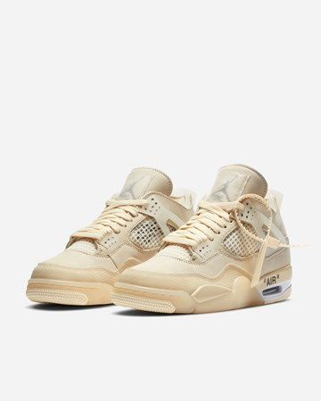 Off White Jordan 4 Retro SP 33633