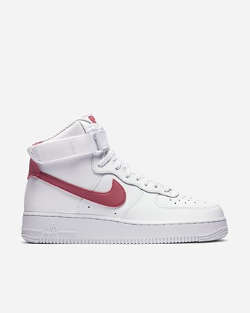 Nike Sportswear Air Force 1 High White  - 334031-116