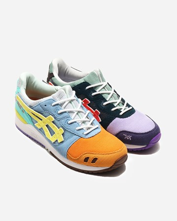 Asics x Atmos x Sean Wotherspoon Gel Lyte III OG 34300