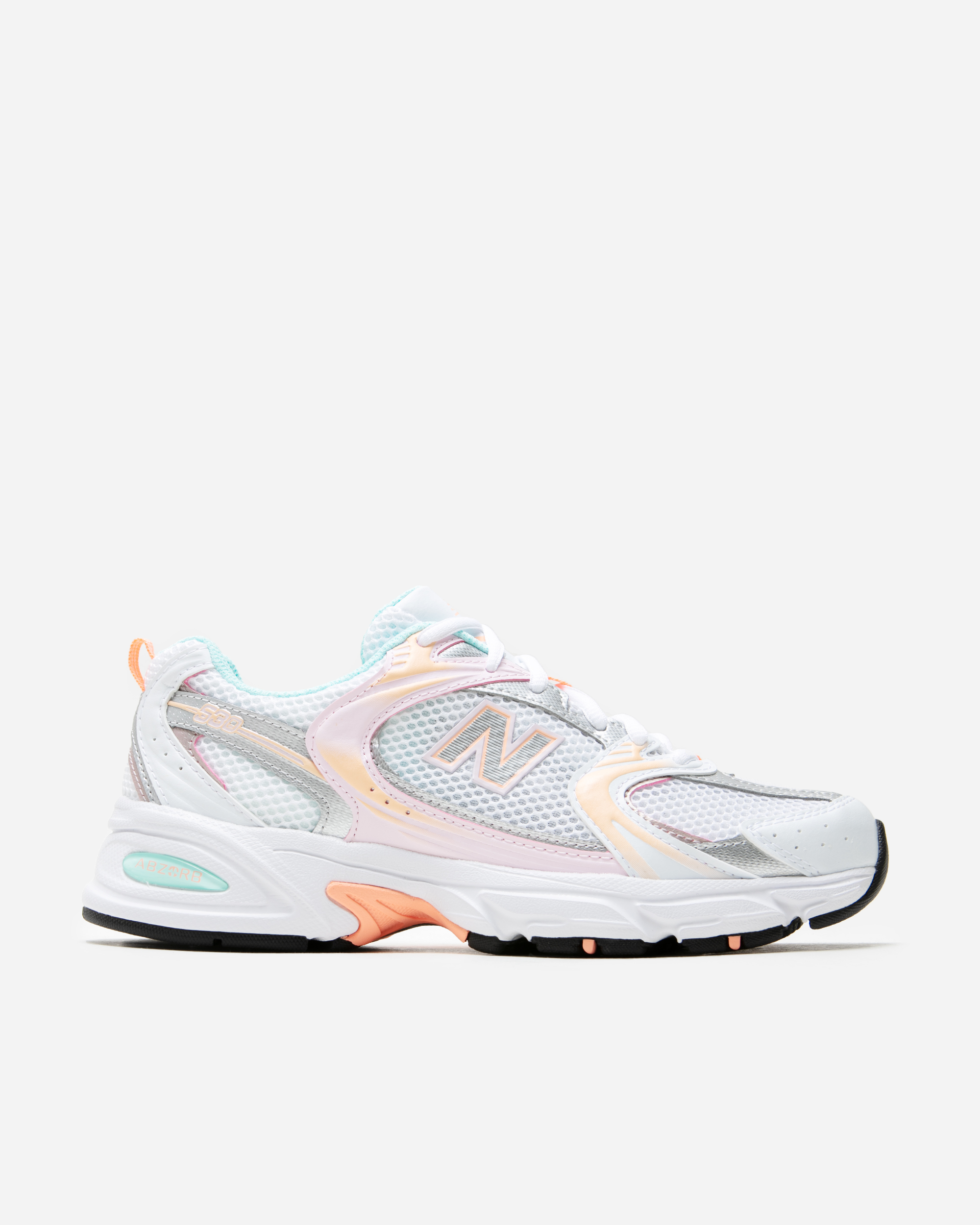 New Balance R530ESD Munsell White/Ginger Pink | MR530ESD