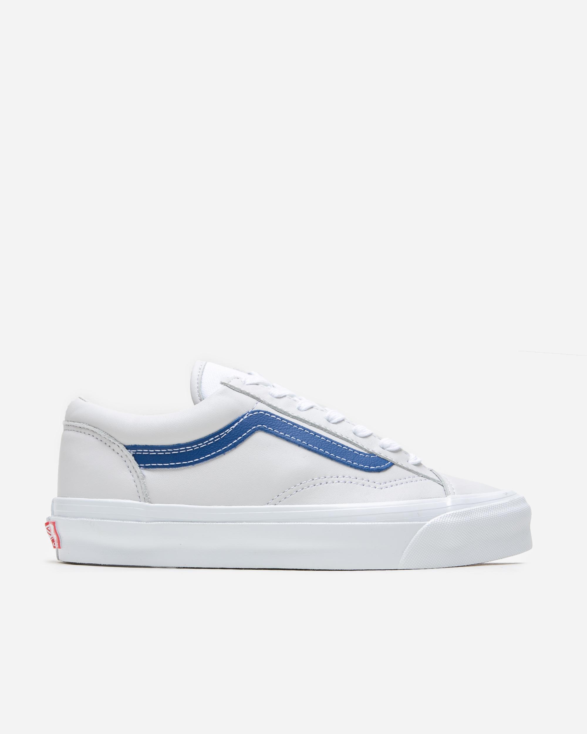 Vans OG Style 36 LX Blue/White