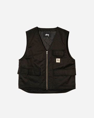 Insulated Work Vest 35130