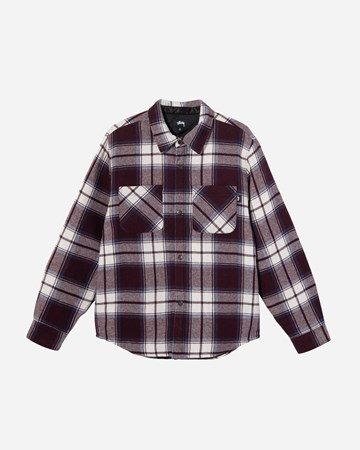 Max Plaid Quilted Shirt 35132