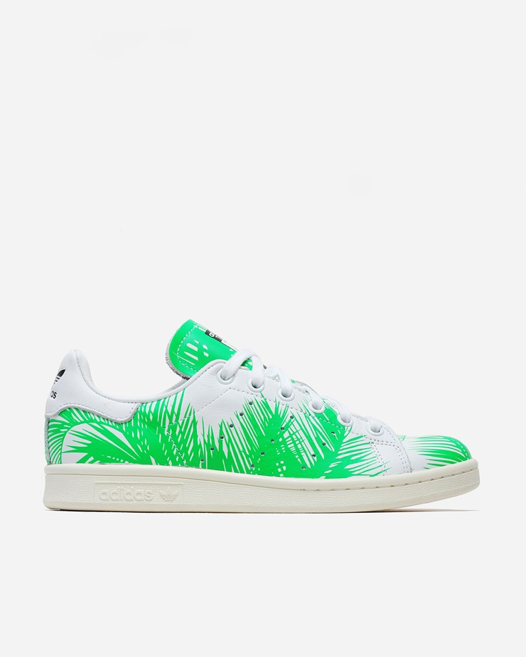 88c0f7f33 Adidas Originals PW x BBC x Stan Smith  Palm Tree Pack  White Green