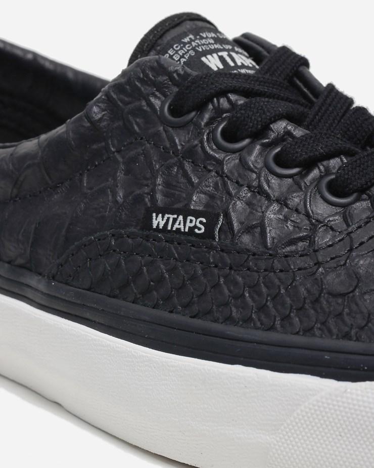 Vans WTAPS x Vans Era LX V00OZDKBQ   Anaconda/Black