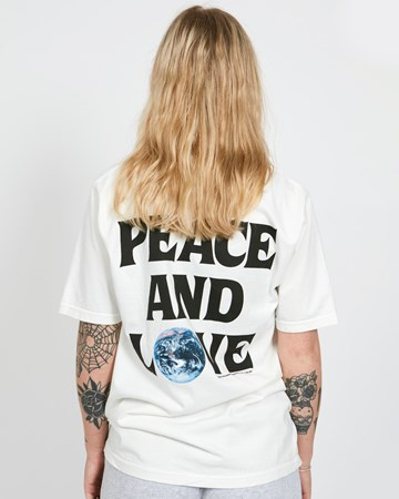 Peace & Love Pig. Dyed Tee 36030