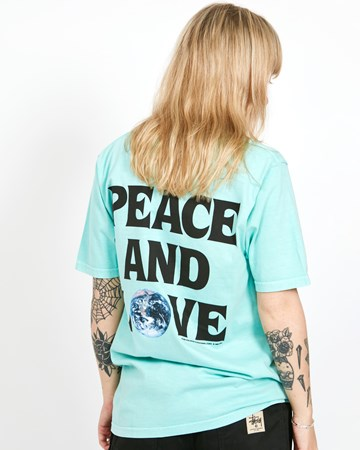 Peace & Love Pig. Dyed Tee 36032