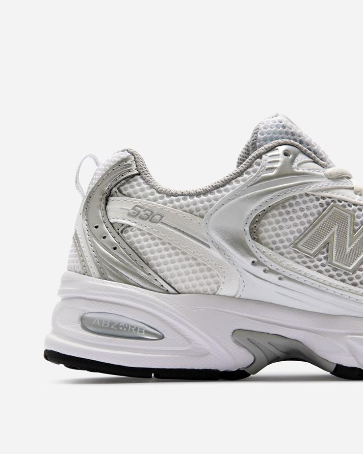 New Balance 530EMA White/Silver/Metallic   MR530EMA