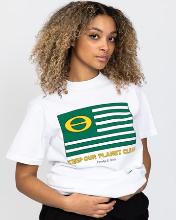 Ecology Flag T-Shirt 36297