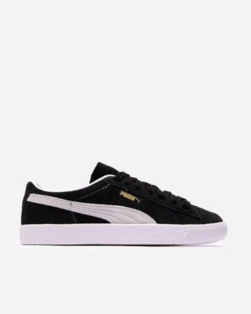Puma Suede VTG Black  - 374921-005