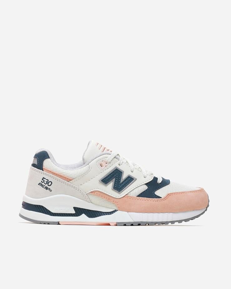 nouveau produit 10f06 388a2 New Balance 530SC W530SC | Off White/Peach/Navy | Footwear ...