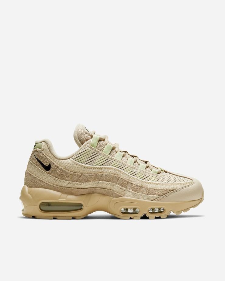 Nike Sportswear Air Max 95 PRM Grain/Black/Beach | DH4102 200