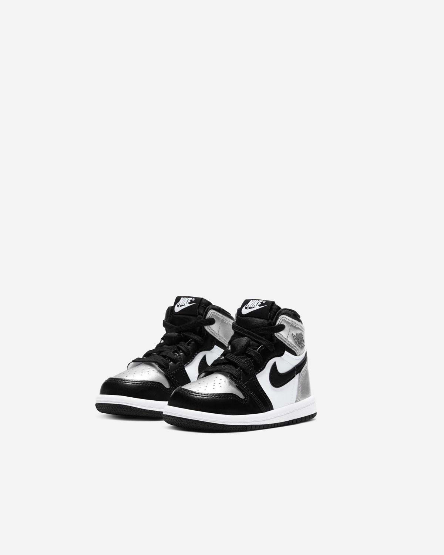 Jordan Brand Jordan 1 High OG (TD) Black/Metallic Silver   CU0450 001