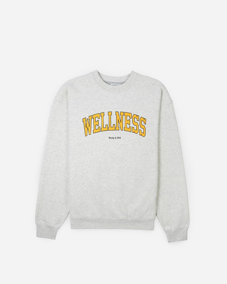 Sporty And Rich WELLNESS IVY CREWNECK