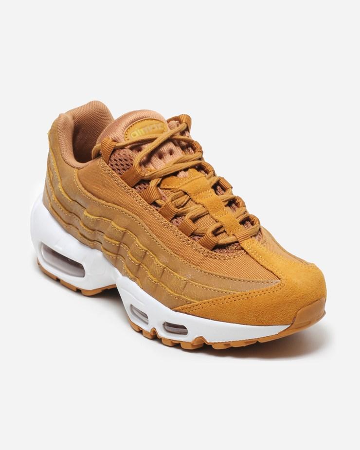 buy online 48f79 c11b0 Nike Sportswear Air Max 95 PRM 807443 700   Desert Ochre Gold Dart ...